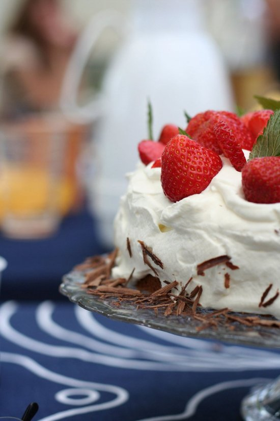 cake-with-strawberries-and-whipped-cream-1321895