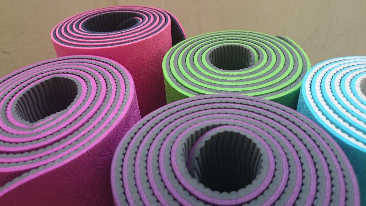 My First Bikram YogaClass!